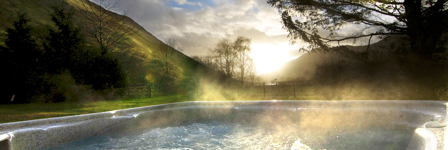 Spa in Snowdonia
